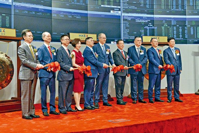 ■捷榮、全達、成峰、精雅、HPC五家新股昨日掛牌,但表現榮辱互見。