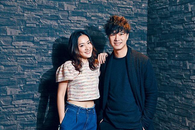 布志綸邀得師妹吳海昕擔任其MV女主角。