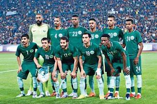 沙特阿拉伯本已实力欠佳,过去八个月更三度换帅大伤元气。