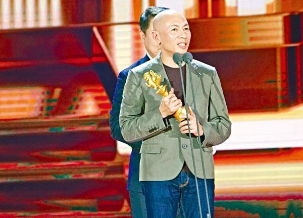 林超賢早前憑《紅海》奪得北京大學生電影節「最佳影片」。