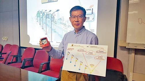 楊偉豪的團隊研發分批稀疏編碼技術,減低數據傳送的流失之餘,亦提升傳輸效率。