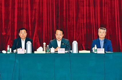 中聯辦召開領導班子會議,要求全面落實國家主席習近平對香港創科工作的重要指示。