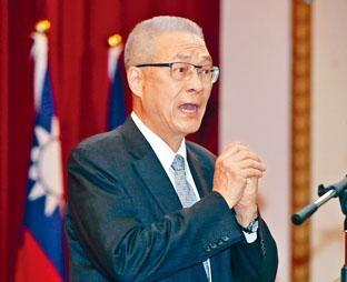 吳敦義指國民黨強烈支持馬英九依法提起上訴。