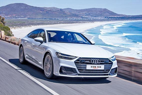 ●有關新A7 Sportback南非現場試車實況,可瀏覽《駕駛艙》社交網站專頁。