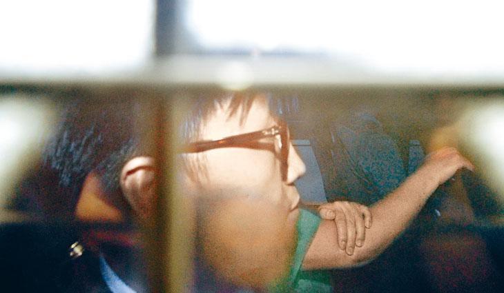 梁天琦暴動罪成,昨由大律師代表求情。