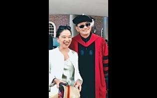 王家衛晉身哈佛大學榮譽博士