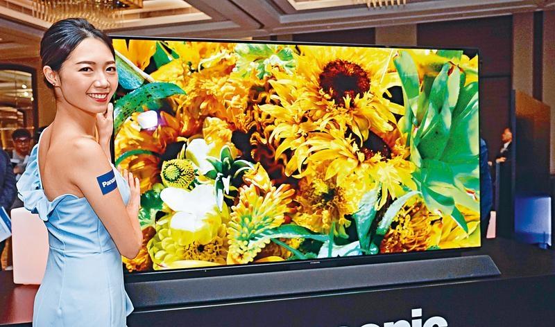 Panasonic強陣出擊  4KTV荷里活真色彩