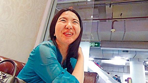 唐琳玲接受本報記者訪問時,表示未有介懷被拒絕入境香港。