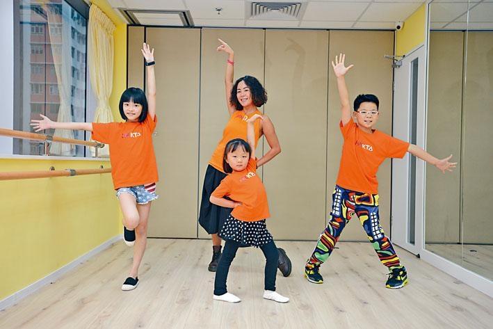 Fusion舞蹈屬新興舞蹈,例如爵士舞配Hip Hop,或芭蕾配爵士舞。
