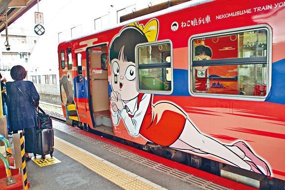 全新的貓女列車外形更吸睛。