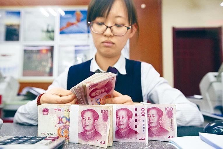 內地上月新增信貸基本符合預期。