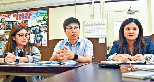 啟基學校(港島)中文科主任陳栢生認為,試題難度與去年相若。