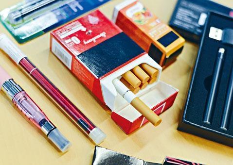 食衞局建議就有關電子煙等產品進行規管。