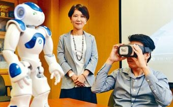 港大醫學院護理學院目前已投入二百萬港元增添科技教學。