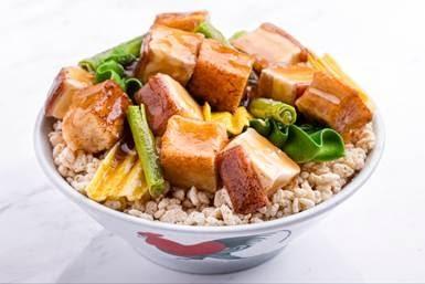 鬼馬豆腐火腩飯蛋糕 ($350/1磅)