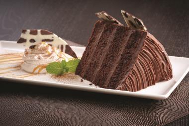 特濃朱古力蛋糕