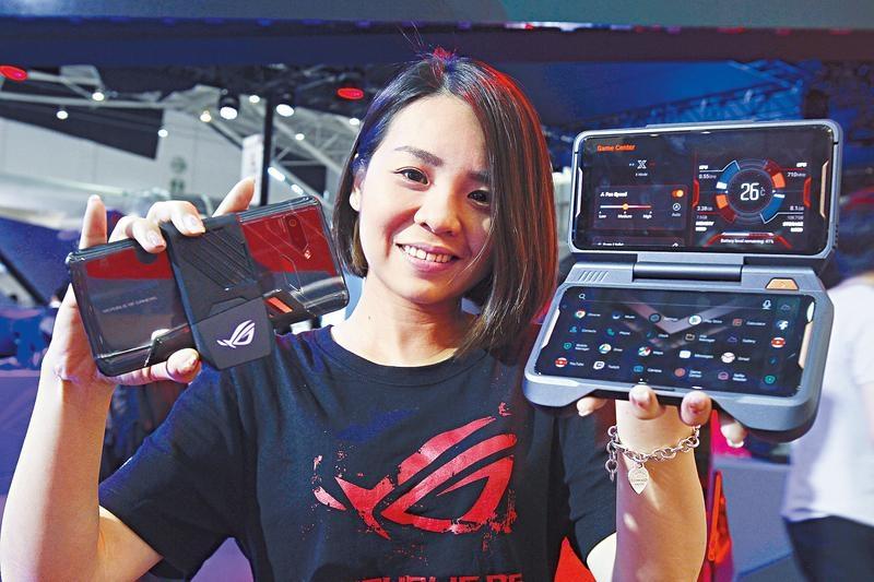 台北電腦展   手機Notebook雙芒進化