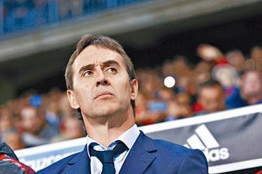 路柏泰基周三已被西班牙足總「落鑊」。
