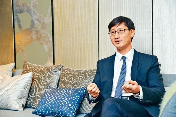 恒基韓家輝表示,旺角利奧坊凱岸將會再作提價。