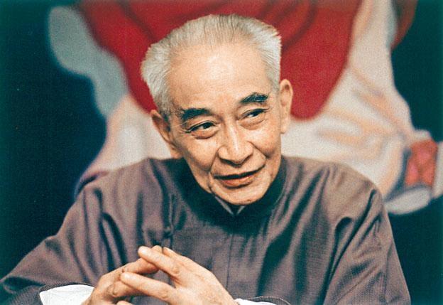 南懷瑾先生曾於上世紀九十年代在港居住十多年,授徒講學。