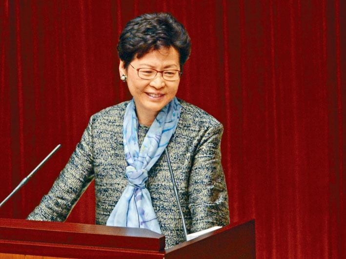林鄭月娥昨日表明,一手樓空置稅已研究到最後段階,在本月內會有所交代。