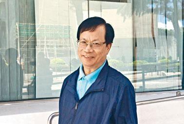 鄭耀棠回應本報查詢時表示「自己本身清白」。
