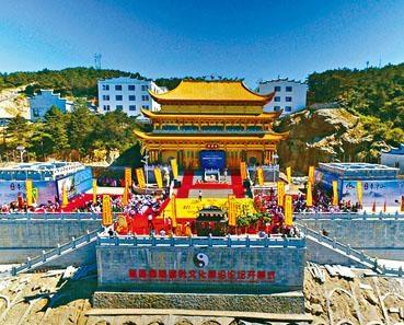 湖南岳陽是道教勝地。