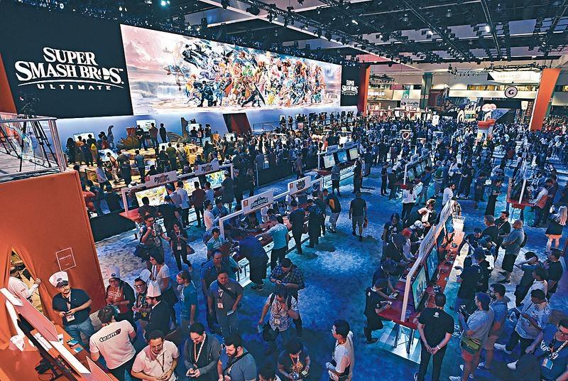 《E3》遊戲展之最