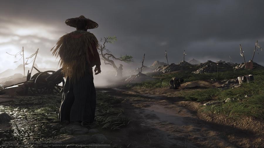 土、血與鋼:Ghost of Tsushima遊戲畫面首度曝光