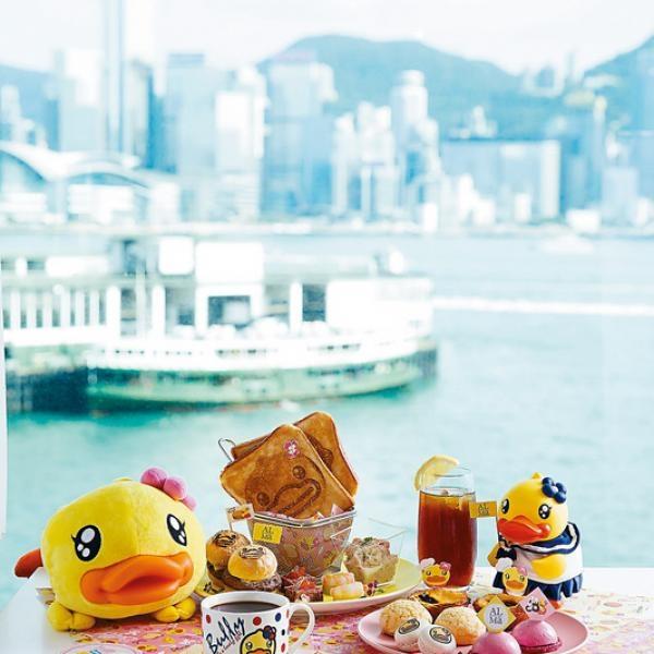 Duck意下午茶