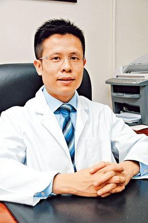 今日顧問:脊醫及物理治療師何應輝。