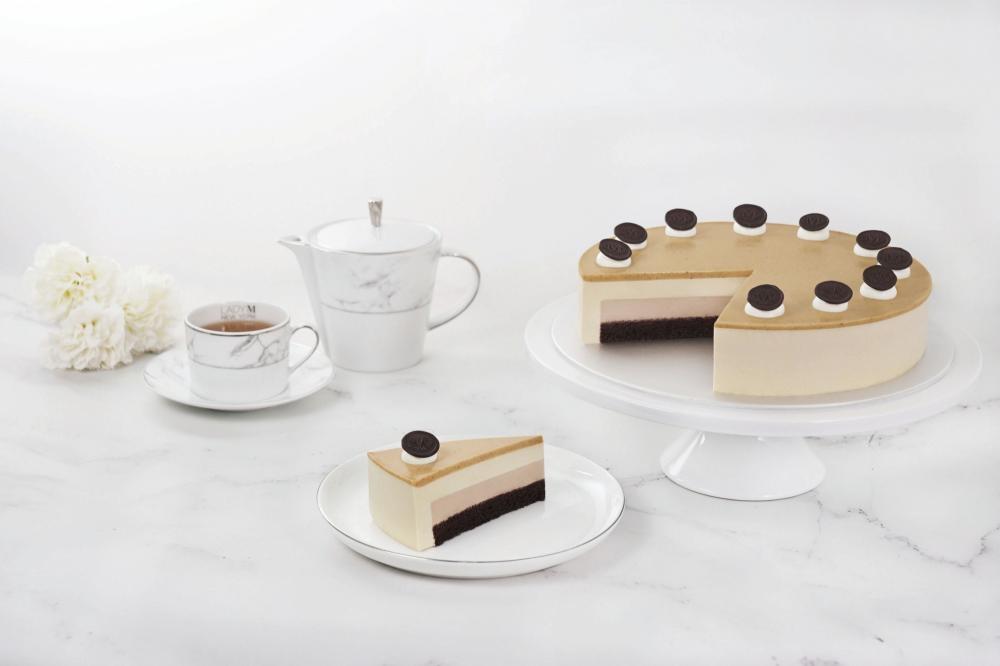 皇家奶茶慕絲蛋糕 HKD$62/件