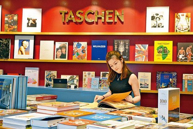 TASCHEN首家亞洲旗艦店設於中環大館。