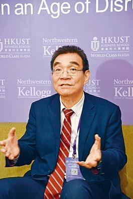 ■林毅夫認為,在中國的美國企業也是中美貿易戰籌碼。
