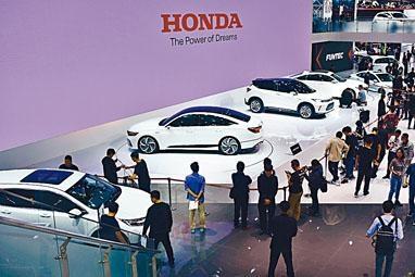 ■日本汽車企業和中國均有深度合作。