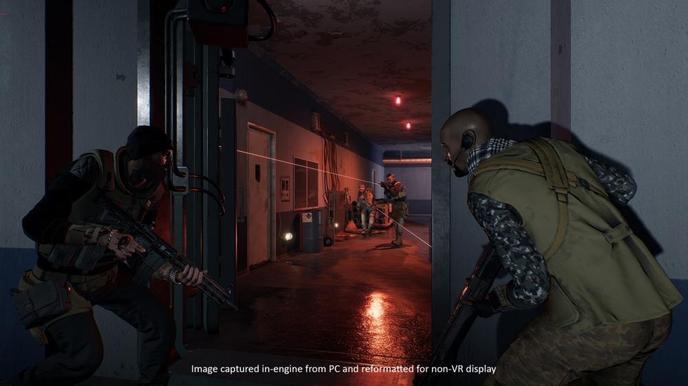 VR射擊遊戲《FIREWALL ZERO HOUR》8月推出!