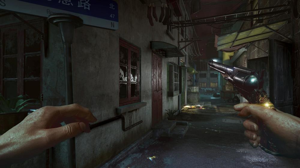 360°全方位伏魔 PS VR《行者》