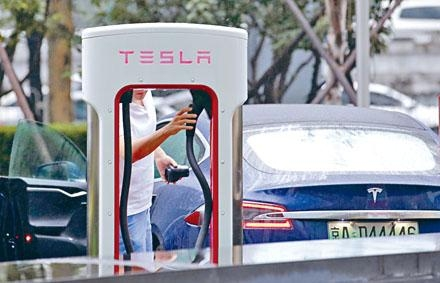Tesla會在上海自貿區建設超級工廠。