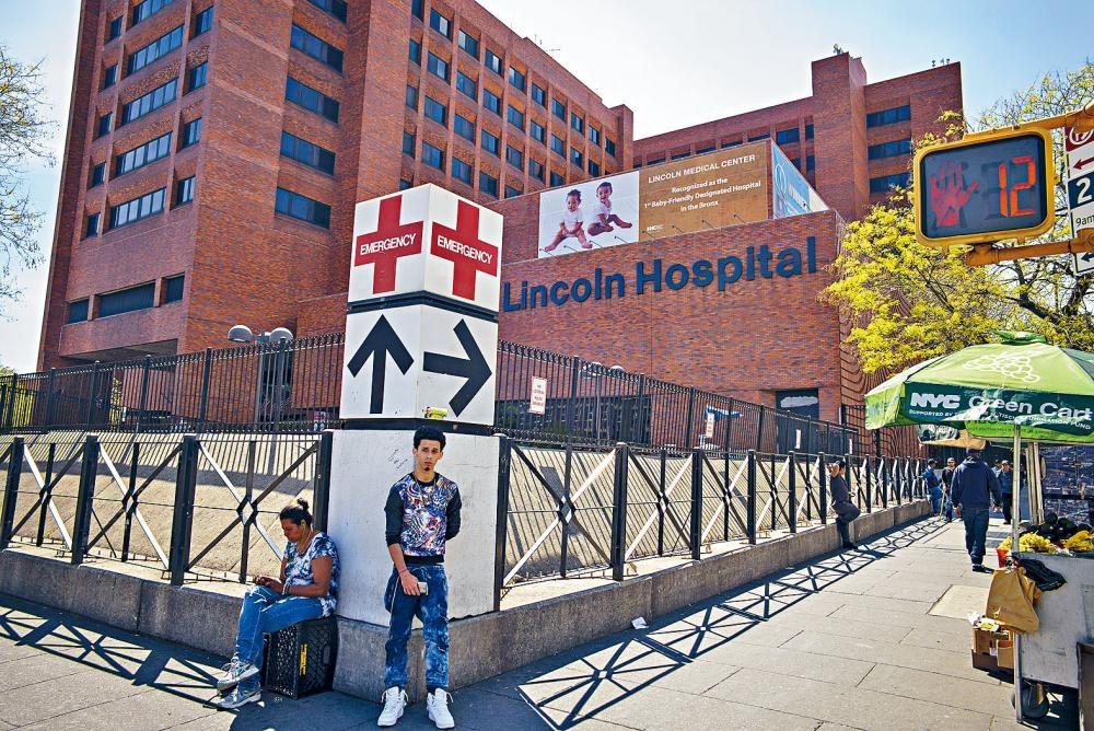 紐約市的器官捐贈率,低於全國任何地方。Angel Franco/紐約時報