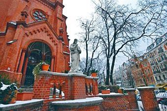 劉曉波追思會將於德國客西馬尼教堂舉行。