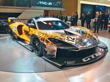 McLaren新代理準備中
