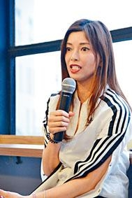 梁芷珊指足总董事一职应避免涉及太多行政工作。