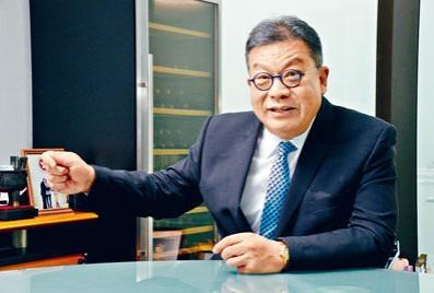 紀惠集團湯文亮表示,大戶放貨對市場帶來警示,貿易戰前景不明朗。
