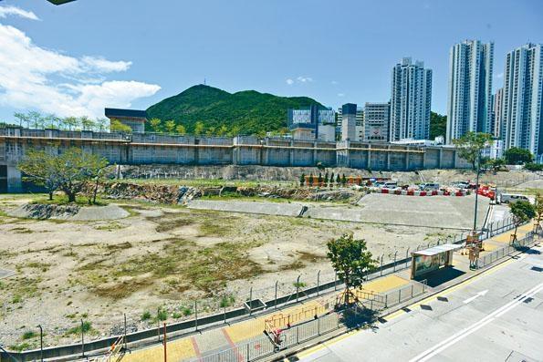 ■黃竹坑站三期項目,可建達一百五十萬方呎。