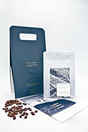 ●店內咖啡豆分為兩款設計,包括Basic Specialty($298\200克)和Award Winning Lots($398\200克)。