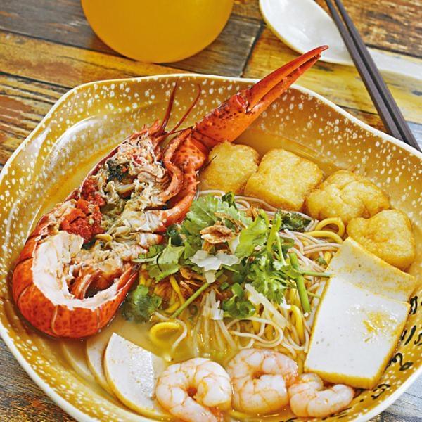 精研湯底煮攻蝦