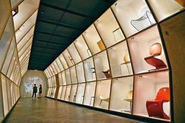 丹麥設計博物館 家具朝聖