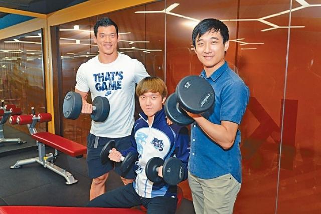 ■職業電競選手陳永耀(Isaac)說:「長期看電腦,缺乏運動,會窒礙思考,所以適當的體能訓練對選手很重要。」