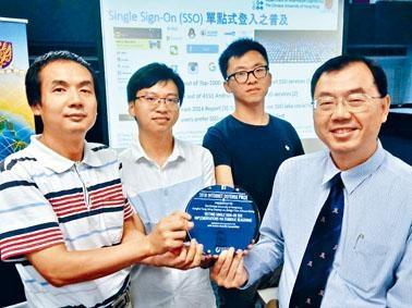 中大信息工程學系團隊劉永昌教授表示,「S3KVetter」能在五秒判別邏輯漏洞。
