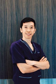 養和醫院物理治療師劉焯霆